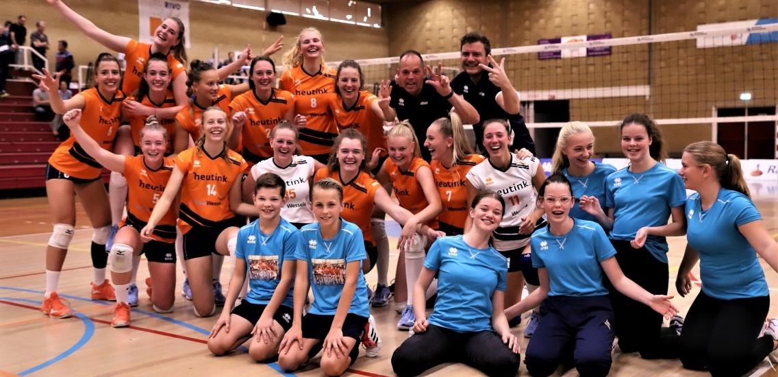 Foto bij Rivo Rijssen wint ouverture seizoen 2021-2022