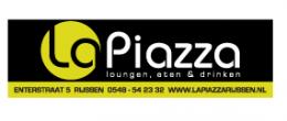 Logo van La Piazza