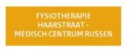 Logo van Fysiotherapie Haarstraat/Medisch Centrum