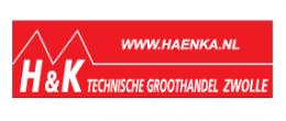 Logo van H&K Technische groothandel