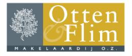 Logo van Otten en Flim