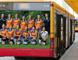 Foto bij Rivo Dames 1 on tour