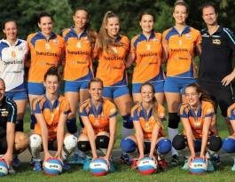 Foto bij Valse start nieuw Dames 1