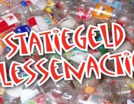 Foto bij Inzamelen statiegeld flessen/kratten voor Rivo