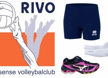 Foto bij Verkoopavond volleybalkleding dinsdag 27 augustus