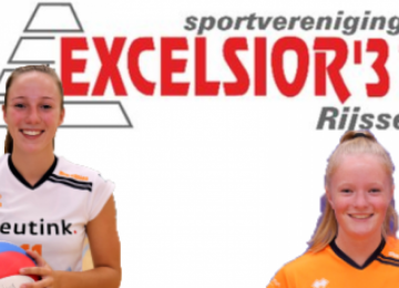 Foto bij Excelsior'31 versterkt met komst volleybalsters!