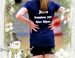 Foto bij Minicompetitie de Kersteditie