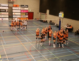 Foto bij Dynamo Tubbergen D1 - Rivo D1