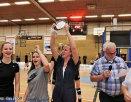 Foto bij Huldiging Kampioenen 2017-2018